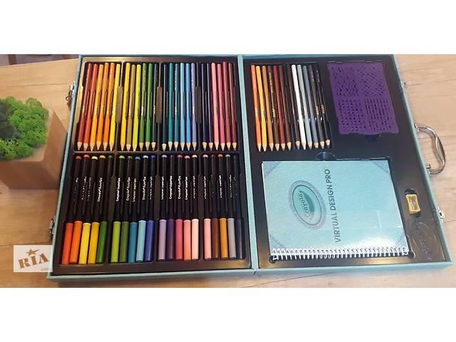 Crayola Virtual Design Pro-Fashion Set Набор для творчества дизайнер- объявление о продаже  в Киеве