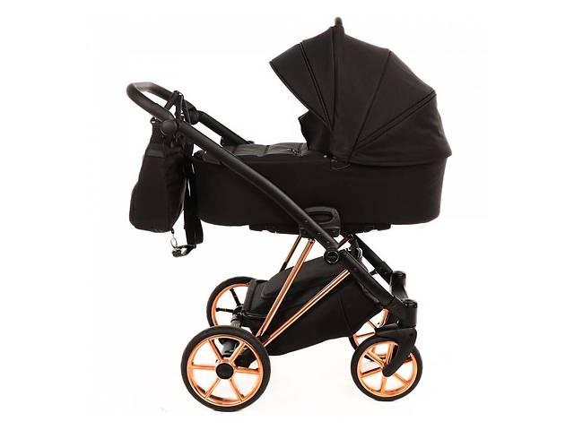 Детская коляска 2 в 1 Tako Lumene (Jumper V) 06 черная
