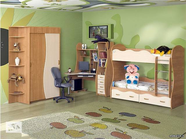 Детская комната ДКР 18- объявление о продаже  в Киеве
