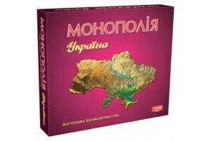 Детская настольная игра Монополия Украина Artos Games, 2-4 чел. Игра для детей, взрослых, семейного досуга