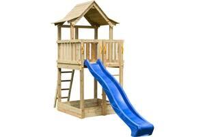 Дитячий ігровий майданчик KBT Blue Rabbit PAGODA Синій