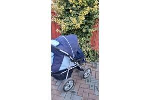 Детская итальянская коляска Chiko, в отличном состоянии, доставка за Счёт покупателя возможна, торга нет