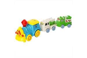 Детская железная дорога Yuhui Toys Вагон-машинка (325-JD)