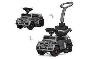 Детский электромобиль каталка-толокар  M 3853EL-11, Mercedes-Benz