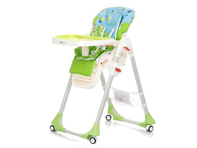 Детский стульчик для кормления Mioobaby Rio - Green- объявление о продаже  в Одессе