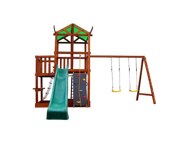 Детский игровой развивающий комплекс для улицы SportBaby Babyland-5