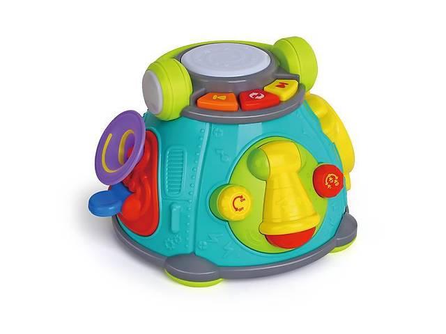 продам Детский игровой центр Hola Toys Капсула караоке с микрофоном, встроенными музыкальными инструментами бу в Киеве