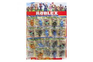 """Фигурки """"Roblox"""" на листе, 20 штук 21511"""