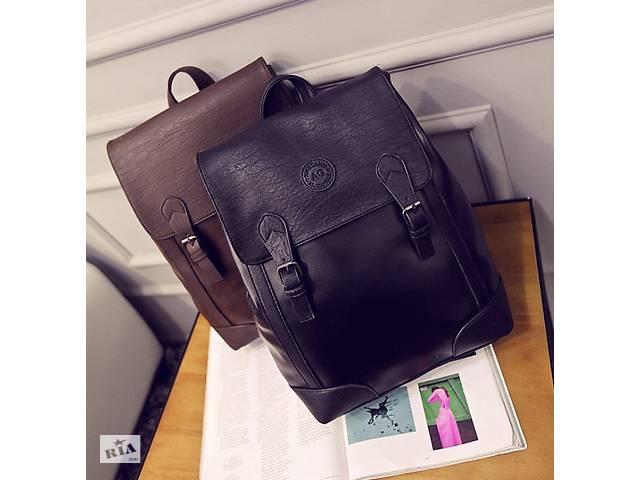 продам Городской женский рюкзак винтажный бу в Днепре (Днепропетровск)
