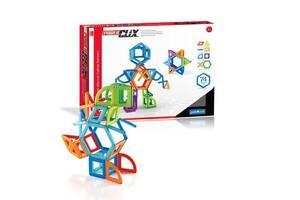 Конструктор детский магнитный Guidecraft PowerClix Frames, 74 детали