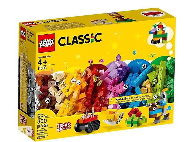 Конструктор Lego Classic Базовый набор кубиков