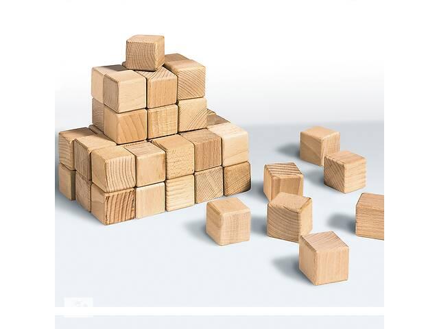 бу Кубики дерев'яні (20шт) в Одессе
