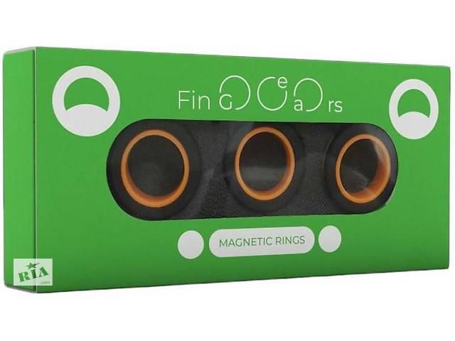 Магнитные кольца FinGears Magnetic Rings Sets Size S Black-Orange- объявление о продаже  в Киеве