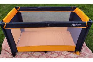 Манеж кровать туристическое фирмы Mollino