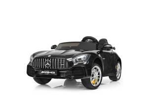 Машина электромобиль Bambi M 3905EBLR-2 USB TF MP3 Черный (int_M 3905EBLR-20)