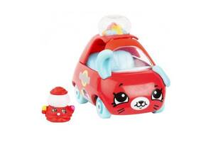Машина Shopkins Cutie Cars S3 Бабли-кар (с мини-шопкинсом) (57115)