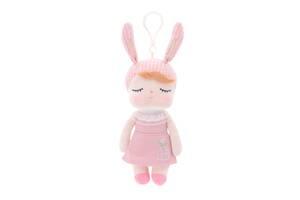 Мягкая кукла - подвеска Angela Pink, 18 см Metoys