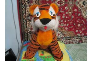 Мягкая игрушка, тигр.
