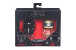Мини-шлемы имперского солдата-смертника и повстанца Звездные войны,Star Wars,Black Series,Hasbro SKL14-143308