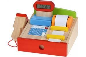 Набор игровой goki 51575G, Касcовый аппарат, дерево, разноцветный