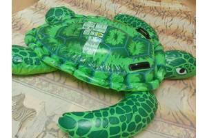 """Надувные плотики """"Черепаха"""" 150х127см, """"Крокодил"""", 203 х 114 см"""