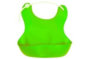 Нагрудник с карманом (зелёный) Ф 938