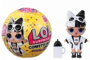 Оригинальный игровой набор с куклой Лол Конфетти серия 3 волна 2 SKL14-283055