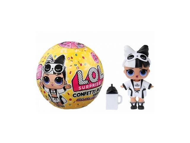 продам Оригинальный игровой набор с куклой Лол Конфетти серия 3 волна 2 SKL14-283055 бу в Киеве