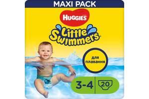 Подгузник Huggies Little Swimmers 3-4 20 шт (5029053535852)