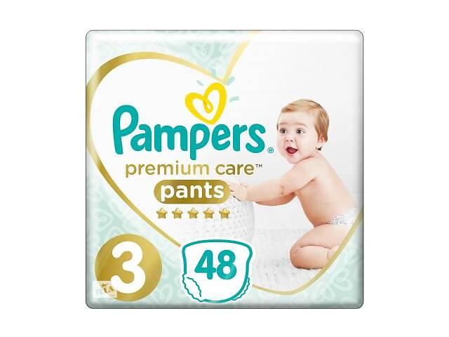 Подгузник Pampers Premium Care Pants Midi Размер 3 (6-11 кг), 48 шт. (8001090759795)- объявление о продаже  в Харькове