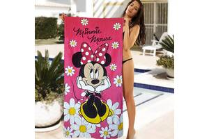 Рушник з Minnie Mouse Sport Line - №5347