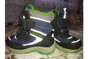 Продам детские термо ботинки BG-Termo 25 размер