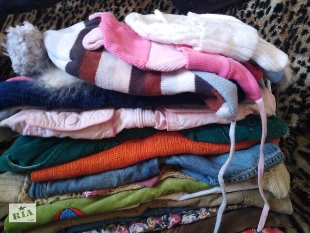 продам Продам детские вещи от года до 3х длч мальчика девочки бу в Житомире