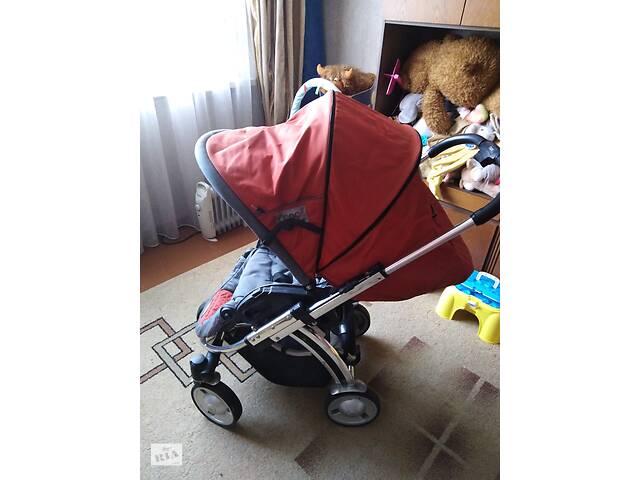 Продам детскую коляску тройку дешево, немецкое качество в хорошем состоянии- объявление о продаже  в Киеве