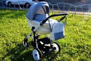 Продам коляску. После 1 ребенка.