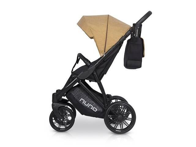 купить бу Прогулочная коляска Riko Nuno 02 Gold в Одессе