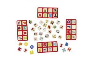 Развивающая игрушка Goki Алфавит английский язык (56732G)