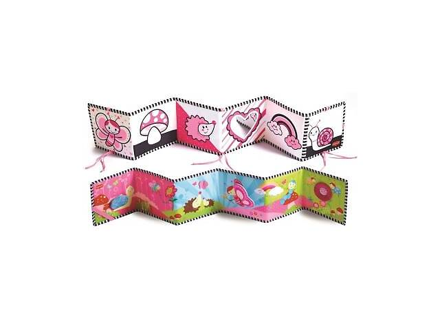 продам Развивающая игрушка Tiny Love Моя первая книжка Малютка Принцесса (1601300430) бу в Харькове
