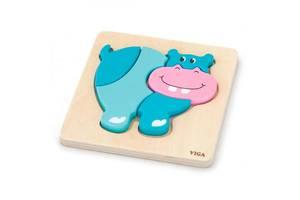 Развивающая игрушка Viga Toys Бегемот (59932)