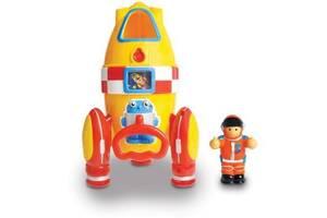 Развивающая игрушка Wow Toys Ракета Ронни (10230)