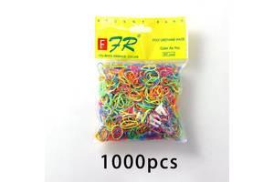 Резинки силиконовые разноцветные