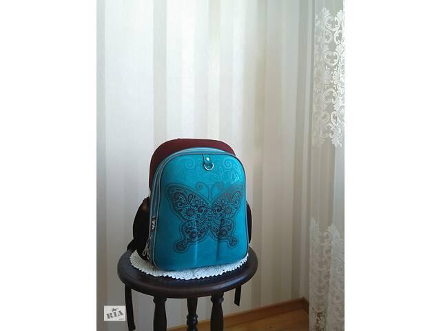 Рюкзак з ортопедичною спинкою для школярки- объявление о продаже  в Києві