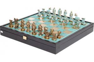 Шахматы Manopoulos Архаический период  в деревянном футляре