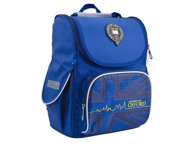 бу Школьный рюкзак H-11 Oxford black, 553292 синий 12 л в Киеве