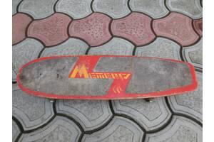 """Скейт советский """"Метеор"""" размером 68 х 17,5 см"""
