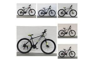 Спортивный велосипед TopRider-611 29 дюймов - 19 рама. Дисковые тормоза.    Хит Продаж!