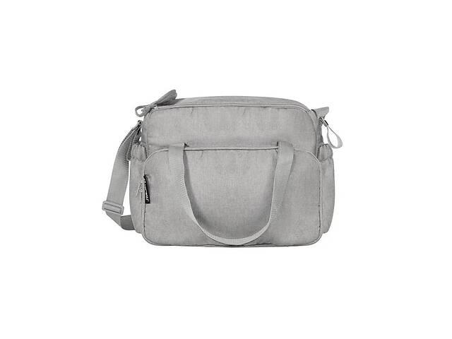 продам Сумка для мамы Lorelli Mama Bag B100 Серый бу в Одессе