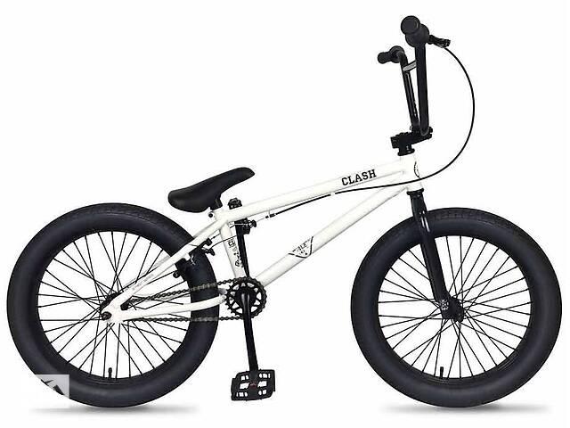 продам Велосипед BMX Outleap CLASH White бу в Сумах