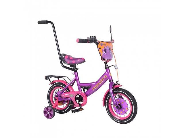 продам Велосипед двухколесный TILLY Monstro 12 T-212211 Purple бу в Киеве