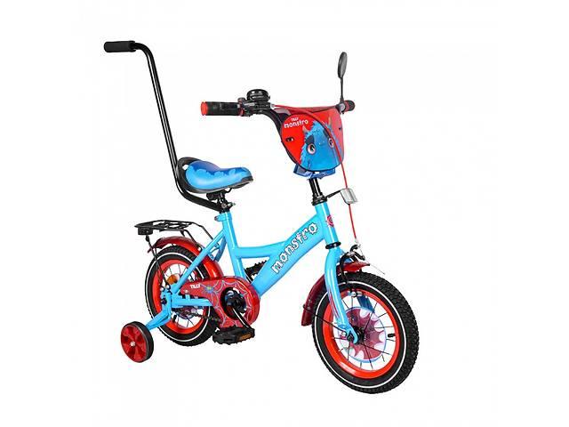 купить бу Велосипед двухколесный TILLY Monstro 12 T-21228/1 Red в Киеве